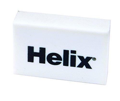 - Helix Economy Pencil Eraser White Ref Y92040 (Box of 20) Y92040