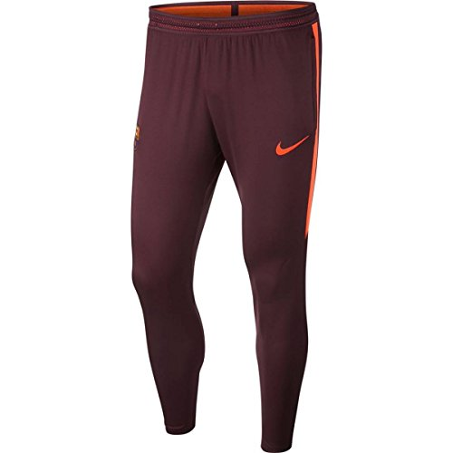 Nike mens FCB M NK FLEX STRKE PANT KP 1 858409-685_XL - NIGHT MAROON/NIGHT MAROON/HYPER CRIMSON by NIKE