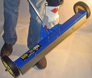 AJC Hatchet 070-RMS Rolling Magnetic Sweeper by AJC