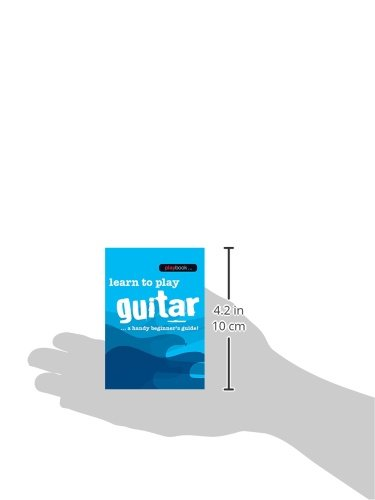 Playbook Learn to Play Guitar Book NEW 014043452