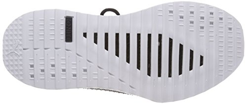 Evoknit White Tsugi puma asphalt Puma Adulte Sneakers Shade Cage Mixte Noir Wf Black puma Basses quiet xwf1H