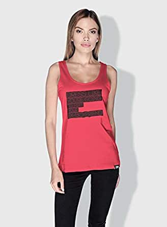 Creo Dress Like Your Going To Meet Your Ex Funny Tanks Tops For Women - L, Pink