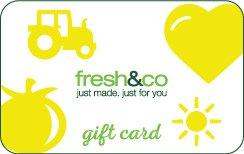 Fresh&Co Gift Card ($25)