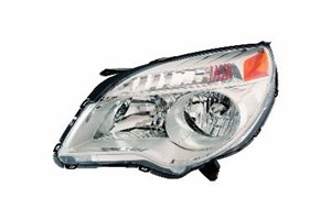Depo 335-1158L-AF Headlight Assembly (CHEVROLET EQUINOX 10-15 LS.LT MODEL DRIVER SIDE ()
