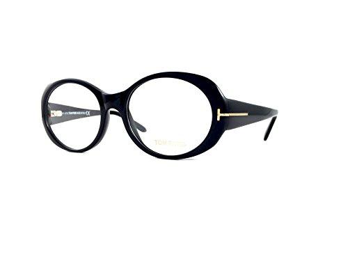 Tom Ford - Monture de lunettes - Femme Noir Noir