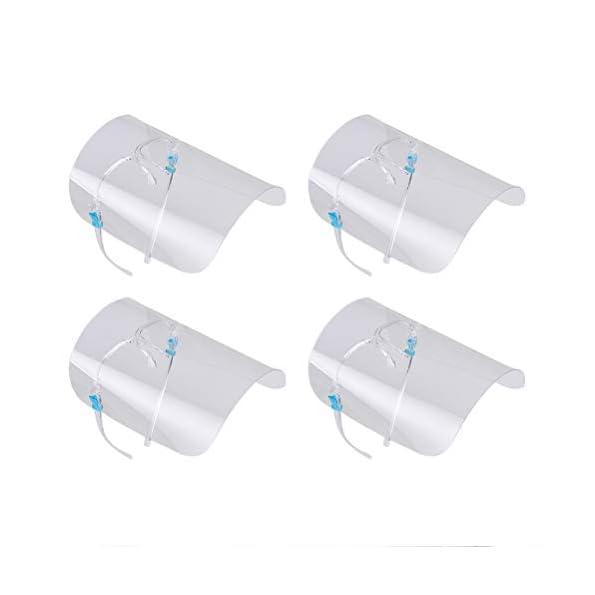 Hemoton-4-Stck-Sicherheitsgesichtsschutz-Alle-Gesichtsschutzgitter-Anti-Splash-Augen-Und-Gesichtsschutz-Schutzmaske-Anti-Speichel-Schutzbrille-Zufllige-Farbe