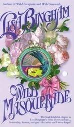 book cover of Wild Masquerade