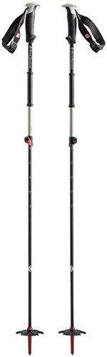 (Black Diamond Razor Carbon Ski Poles Torch, 115-140cm)