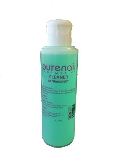 cliner sgrassante unghie  Nail Cleaner - Sgrassante per gel UV e unghie finte, 125 ml: Amazon ...