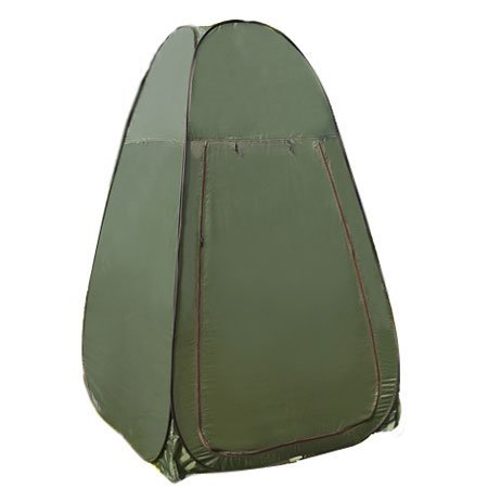 Portable Changing Tent Camping Toilet Pop Up Room Privacy Shelter Outdoor Green by Generic