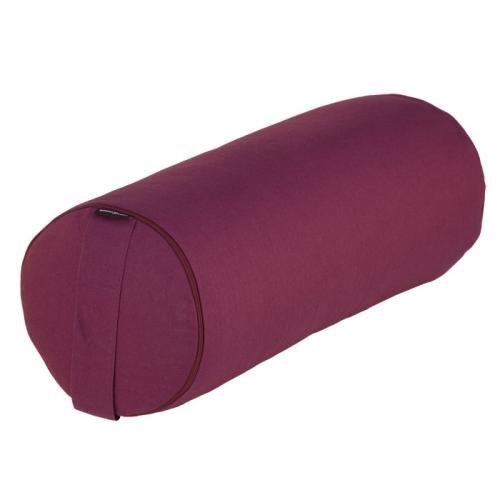 Bodhi Yoga Bolster BASIC 65 x Ø 23 cm mit Kapok gefüllt bei amazon kaufen