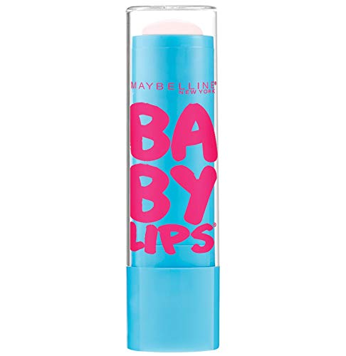 Maybelline Baby Lips Moisturizing Lip Balm, Quenched, 1 Tube ()