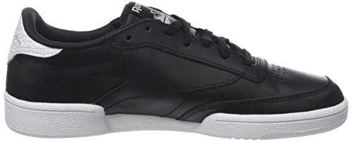 Reebok Women's Club C 85 Emboss Trainers Black (Black/White 0) 2014 newest online sale shop for under $60 online sale low shipping EH1k3