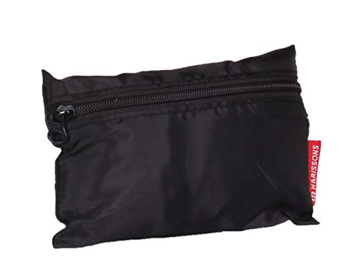 31R4EzP%2BY8L Harissons Polyester Waterproof & Weatherproof Black Rain Cover for Backpack