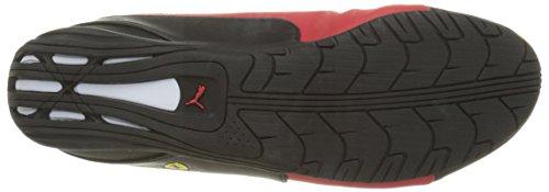 PumaDrift Cat 5 SF NM 2 - Scarpe da Ginnastica Basse Uomo Nero (Noir (Black/Rosso Corsa))