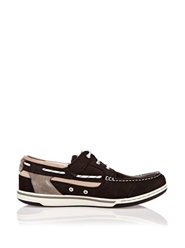 Da Three Scarpa Sebago Black Multi Triton Uomo Eye Nbk xq6x1I