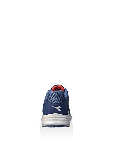 Bleu Homme Pour argent Baskets Diadora gxtwfn