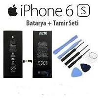 Apple iPhone 6s (A1633, A1688) Batarya Pil + Tamir Seti