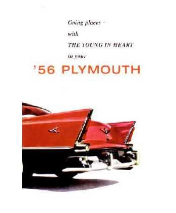 amazon com 1956 plymouth full line owners manual user guide rh amazon com User Manual Template Instruction Manual Book