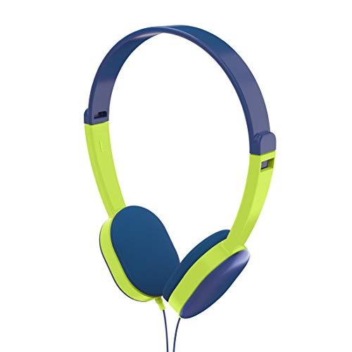 Hama Kinderkoptelefoon Kids (volumebegrenzing 85 dB, on-ear oordopjes, beperkt, ultralicht, verstelbare beugel…