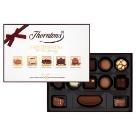 Thorntons Continental Chocolates 142g