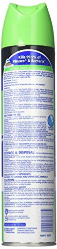 Scrubbing Bubbles Sc Johnson Professional Scrubbing Bubbles Disinfectant Restroom Cleaner, 25 Ounce each (Pack of 12) by Scrubbing Bubbles (Image #2)