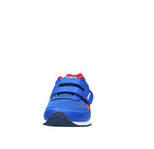 Reebok Cljog 2 KC, Zapatillas de Trail Running Unisex Niño, Azul (Sport/Collegiate Royal/Primal Red/Navy 000), 25 EU