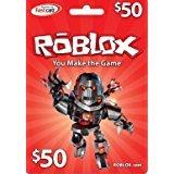 Roblox - ROBLOX $50 Game Card