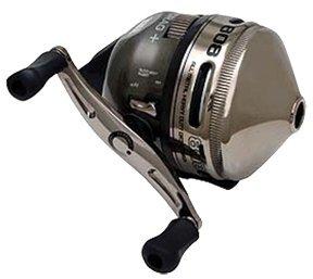 Zebco 808 MAGNUM Spincast Selectable Bait Alert Fishing Reel, Outdoor Stuffs