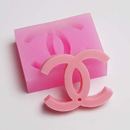 3d Letter Diy.Amazon Com 1 Piece 3d Letter X Silicone Mold Diy Famous