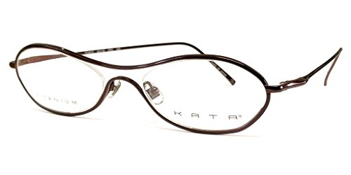 Kata Designer Reading Glasses 233 Tempo in Prune +1.50