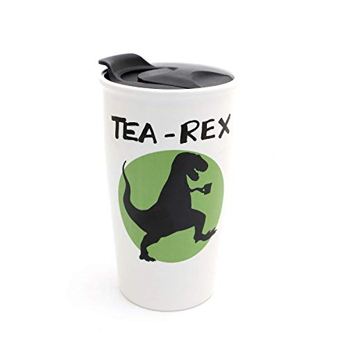 Tea Rex Eco Travel Mug