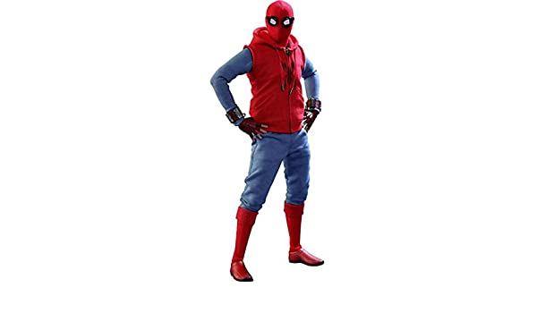 Amazon.com: Hot Toys Marvel Spider-Man Homecoming (Homemade ...