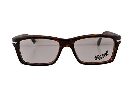 Persol PO3060V Eyeglasses 54-17-145 Havana 9015 PO3060 (FRAME ONLY)