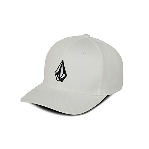 Volcom Mens Stone Icon 6 Panel Fitted Xfit Hat