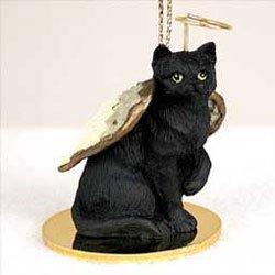 christmas ornament black cat - Black Cat Christmas Ornament
