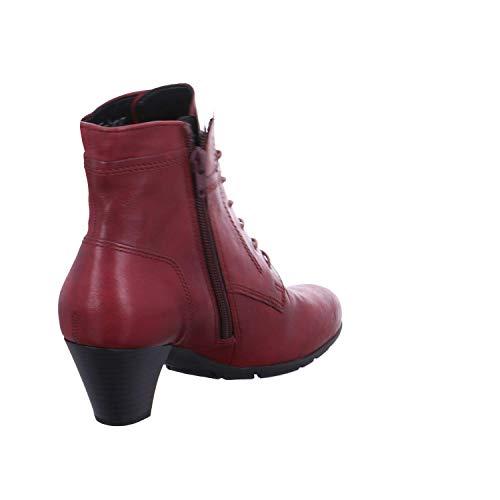 Cuir Fashion fourr 637 Shoes bottine Bottes 35 femme Boots Chaussures Gabor zw75xw