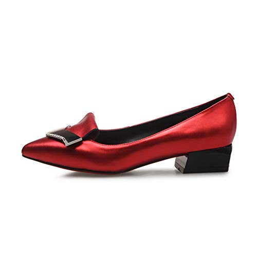 Femme Apl11240 Red Compensées Sandales Balamasa AX060