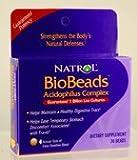 Natrol – Biobeads Probiotic Acidophilus – 30 beads