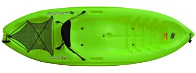 90245 Emotion 90245 Spitfire Sit-On-Top 8 Foot Kayak, Green from Emotion Kayaks