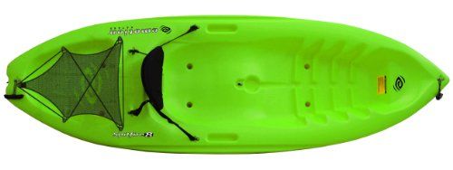Emotion 90245 Spitfire Sit-On-Top 8 Foot Kayak, Green