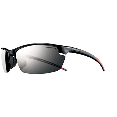Julbo Tracks Sunglasses - shiny black, one ()