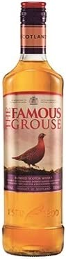 Famous Grouse フェイマス グラウス ファイネスト 40% 700ml×12 本 並行品 輸入状況により正規品になる場合もあります [並行輸入品]