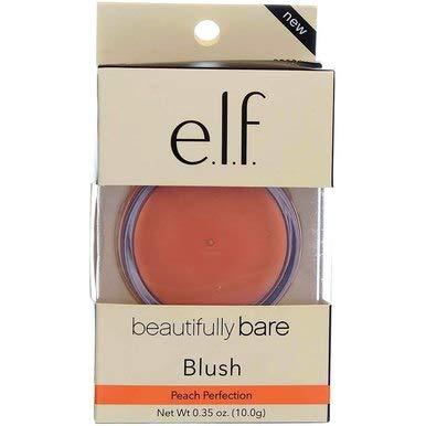 Elf Bb Blush Peach Perfect Size .35 O Elf Beautifully Bare Blush 95001 Peach Perfection .35oz