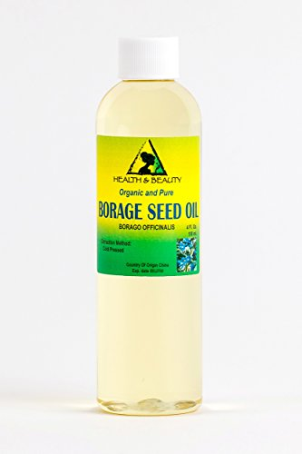 Borage Seed Oil Organic Carrier Oil