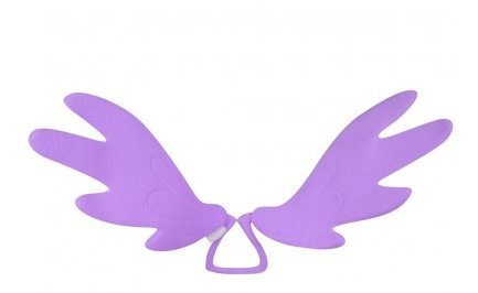 My Little Pony Plush Costume Wings (Lilac Purple)