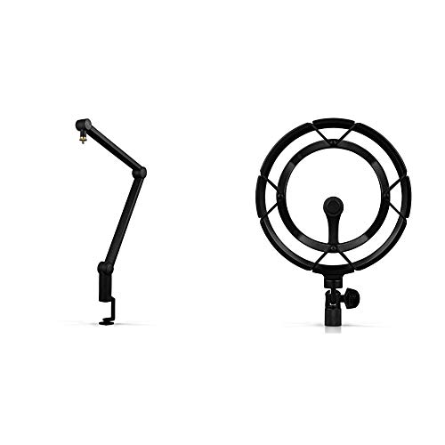 Brazo articulado y Shockmount p/Blue Compass y Yeti Pro USB