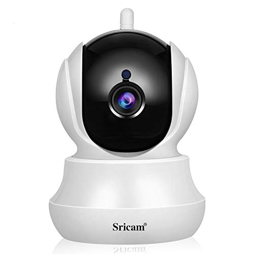 Sricam 720P HD Wireless Security Camera,WiFi Video Security