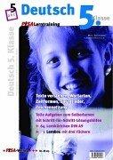 Lern dich fit!-Lerntraining: Deutsch Klasse 5: Texte verstehen, Wortarten, Zeitformen, Satzglieder, Zeichensetzung