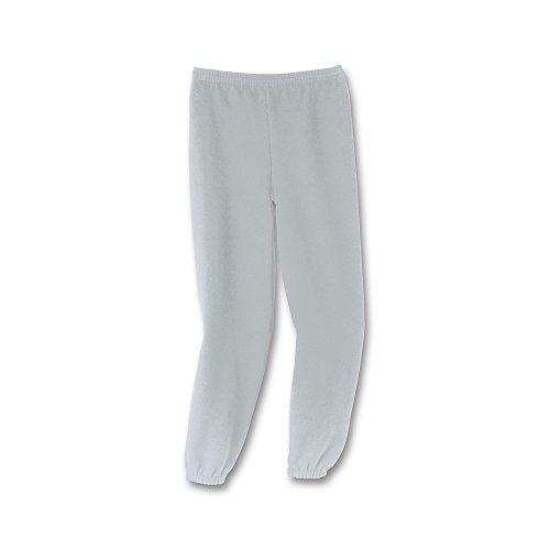 Hanes Youth ComfortBlend® EcoSmart® Sweatpants, XL, Light Steel
